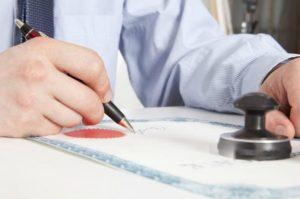 עריכת צוואה בפני עורך דין